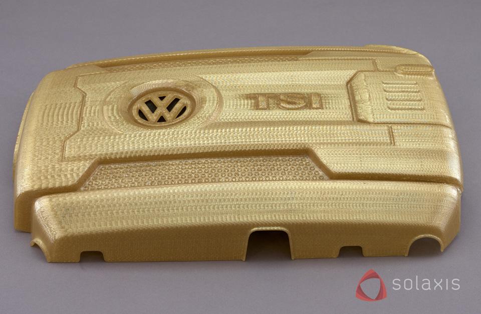 Prototype automobile imprimé 3D