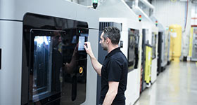High-performance industrial 3D printers