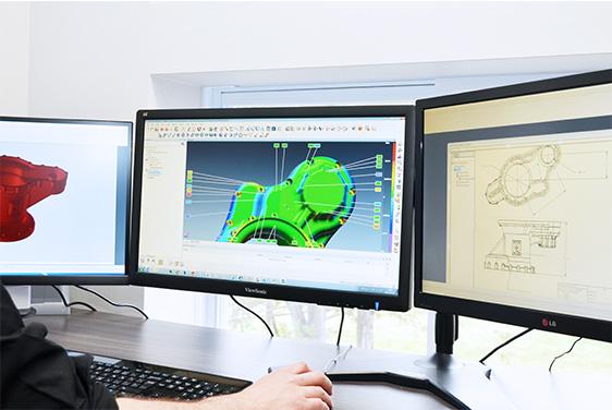 Encadrement pour la conception pour la fabrication additive