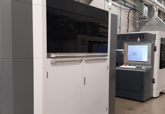 Fabrication par frittage sélectif par laser | SLS haute-vitesse